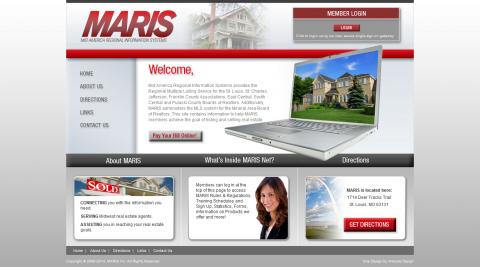 MarisNet Website