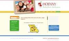 HoennyCenter Website