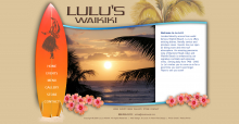 LulusWaikiki Website