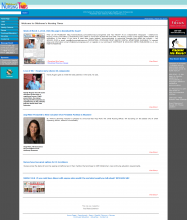 USNursingNews Website